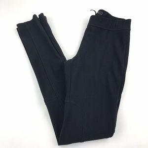 BCBG MaxAzria Womens Pull-On Ribbed Legging Pants